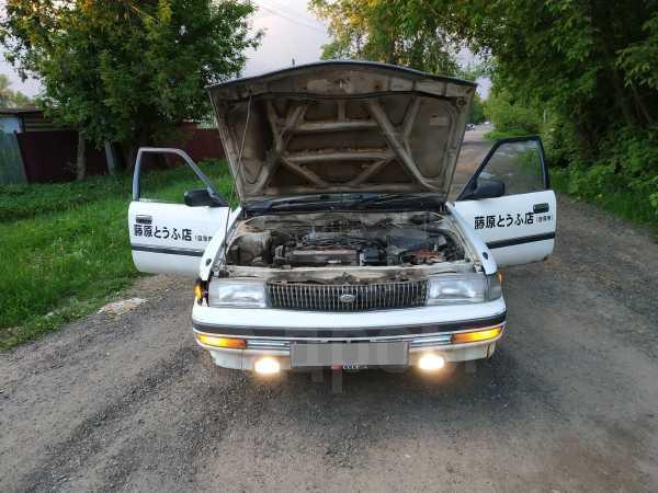 Toyota Corona, 1989 год, 38 000 руб.