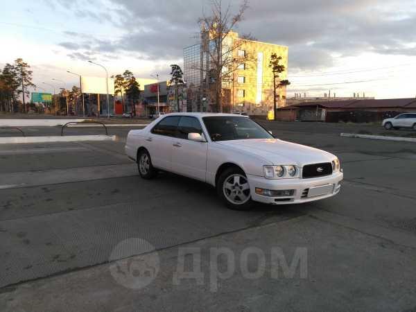 Nissan Gloria, 1997 год, 290 000 руб.