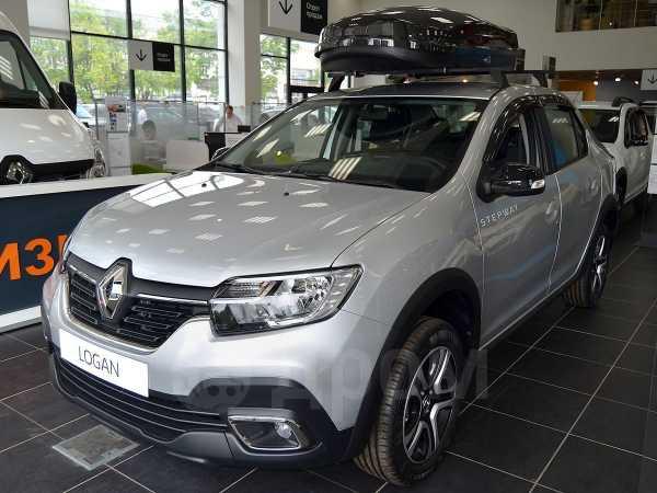 Renault Logan Stepway, 2018 год, 871 940 руб.