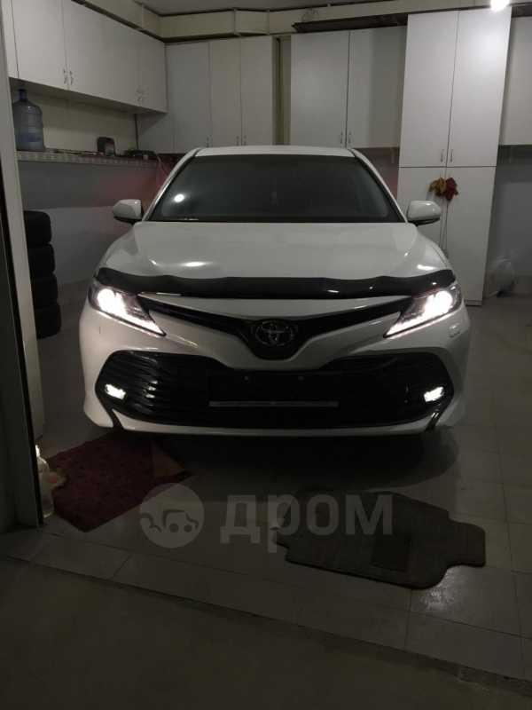 Toyota Camry, 2018 год, 1 690 000 руб.