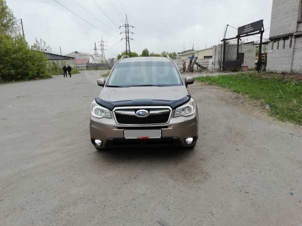Subaru Forester, 2014 год, 1 278 000 руб.