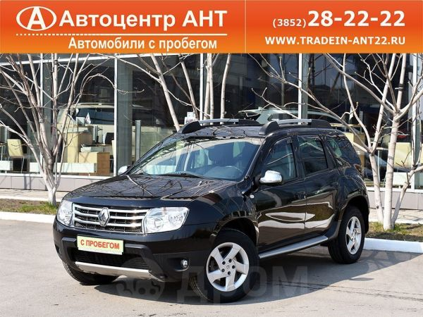 Renault Duster, 2012 год, 579 000 руб.