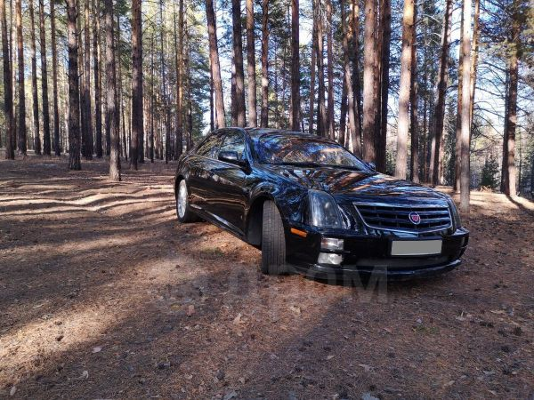 Cadillac STS, 2006 год, 578 000 руб.