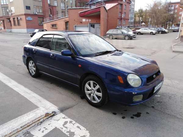 Subaru Impreza, 2001 год, 180 000 руб.