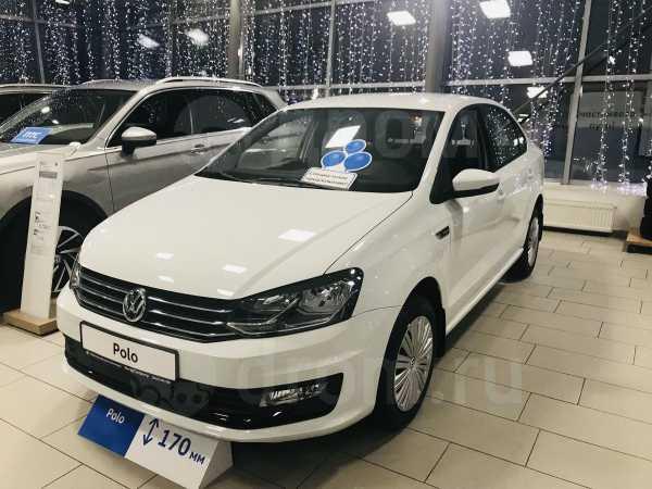 Volkswagen Polo, 2018 год, 859 000 руб.