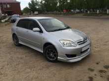 Мегет Corolla Runx 2006