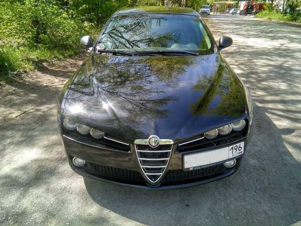 Alfa Romeo 159, 2007 год, 499 000 руб.