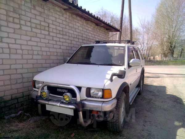 Isuzu Wizard, 1996 год, 339 000 руб.