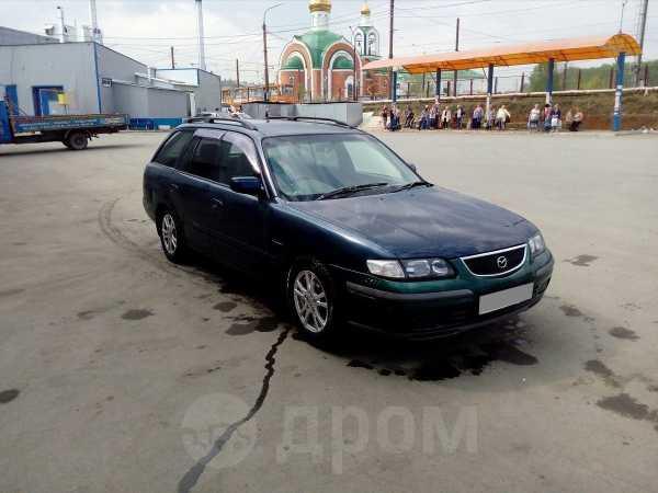 Mazda Capella, 1998 год, 120 000 руб.
