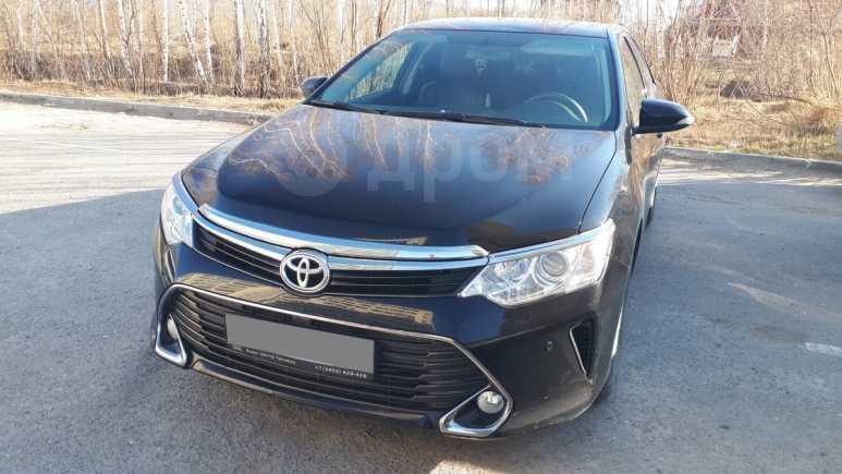 Toyota Camry, 2016 год, 1 210 000 руб.