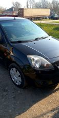 Ford Fiesta, 2008 год, 260 000 руб.