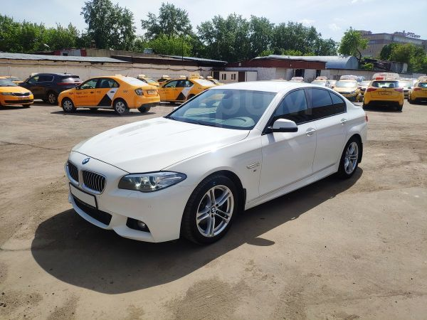 BMW 5-Series, 2016 год, 1 800 000 руб.