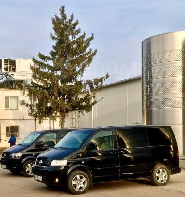 Volkswagen Multivan, 2008 год, 1 555 000 руб.