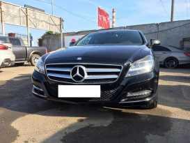 Краснодар CLS-Class 2013