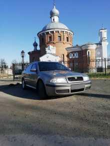 Черепаново Octavia 2009