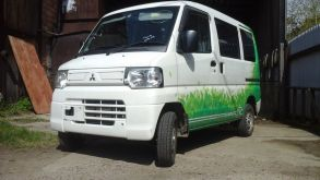 Лесосибирск Minicab MiEV 2012