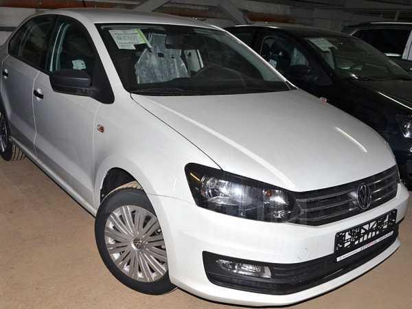 Volkswagen Polo, 2019 год, 840 900 руб.