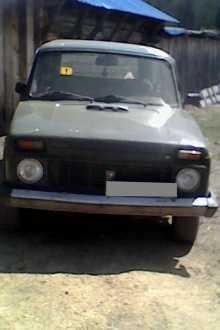 Чоя 4x4 2121 Нива 1988