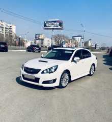 Барнаул Subaru Legacy 2011