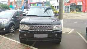 Краснодар Range Rover 2007