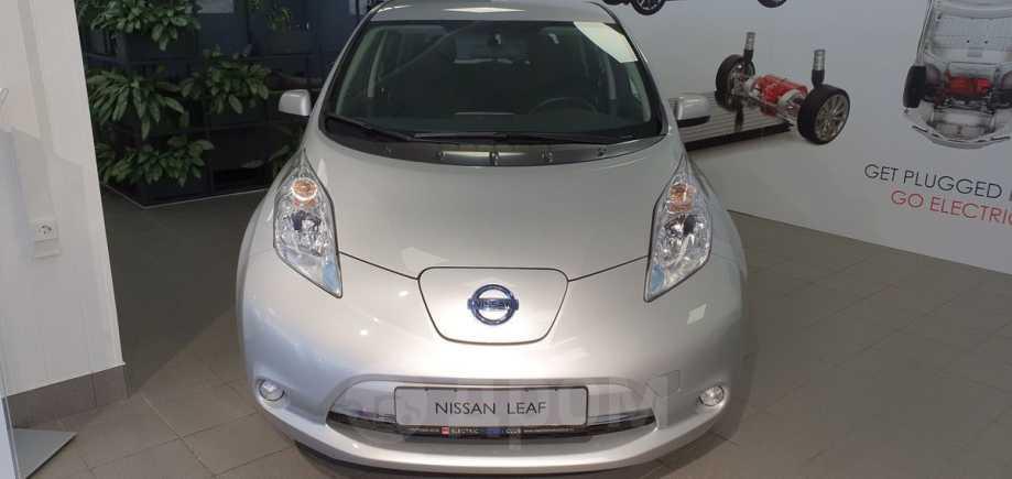 Nissan Leaf, 2015 год, 1 290 000 руб.