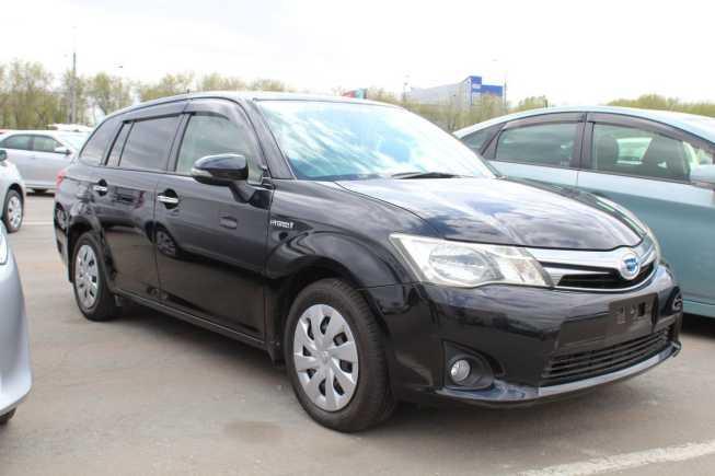 Toyota Corolla Fielder, 2014 год, 760 000 руб.