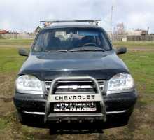 Курган Niva 2006