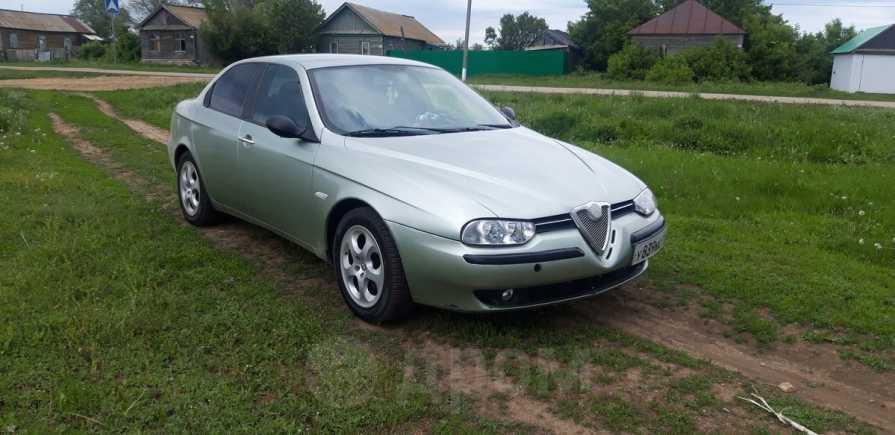 Alfa Romeo 156, 2001 год, 255 000 руб.