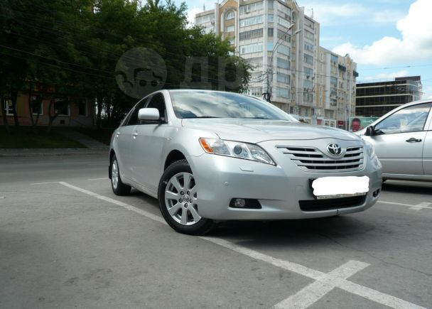 Toyota Camry, 2008 год, 625 000 руб.