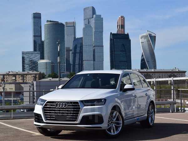Audi Q7, 2018 год, 5 663 885 руб.