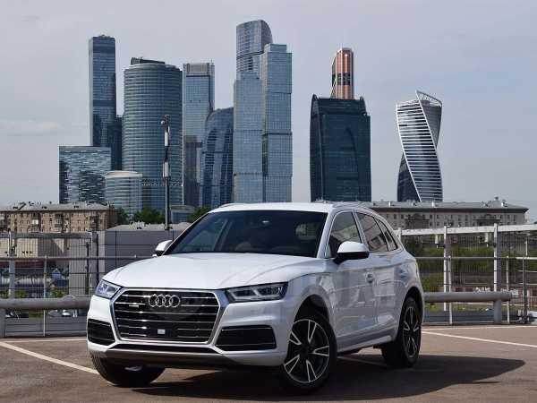 Audi Q5, 2018 год, 3 919 635 руб.