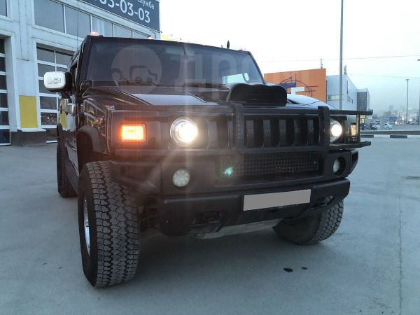 Hummer H2, 2005 год, 2 000 000 руб.