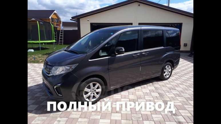 Honda Stepwgn, 2016 год, 1 420 000 руб.
