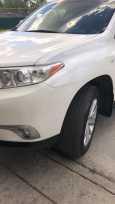 Toyota Highlander, 2012 год, 1 340 000 руб.