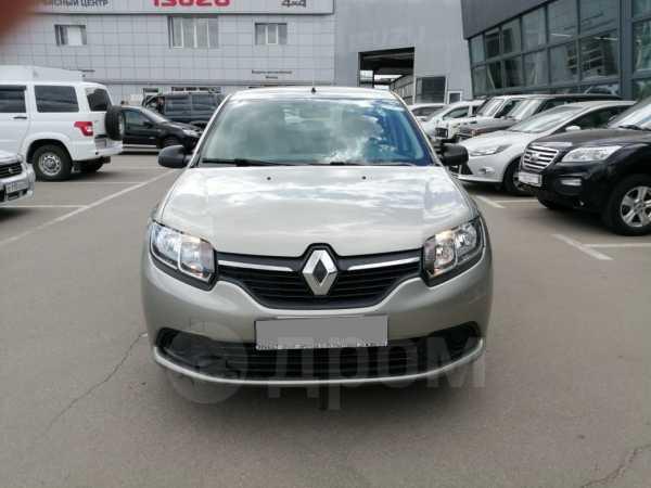 Renault Logan, 2017 год, 509 000 руб.