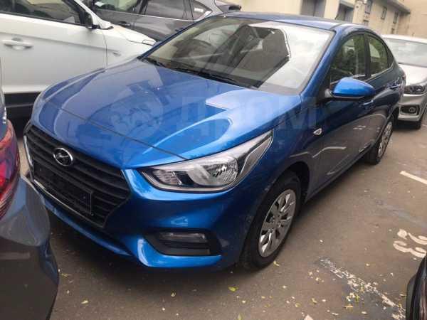 Hyundai Solaris, 2019 год, 965 651 руб.