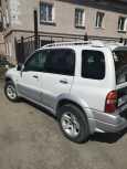 Suzuki Escudo, 2002 год, 650 000 руб.
