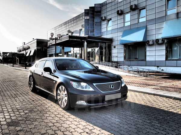Lexus LS460, 2007 год, 989 000 руб.