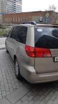 Toyota Sienna, 2003 год, 580 000 руб.