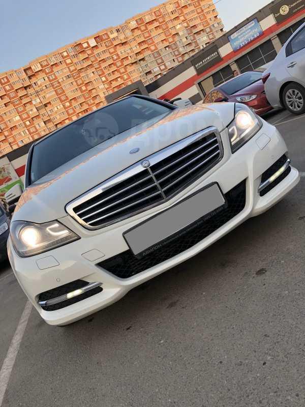 Mercedes-Benz C-Class, 2012 год, 845 000 руб.