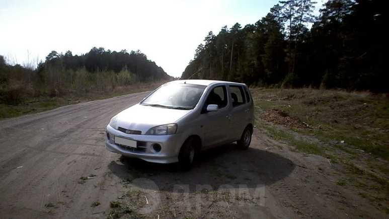 Daihatsu YRV, 2000 год, 109 000 руб.
