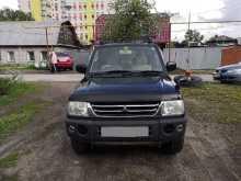 Барнаул Pajero Mini 2004