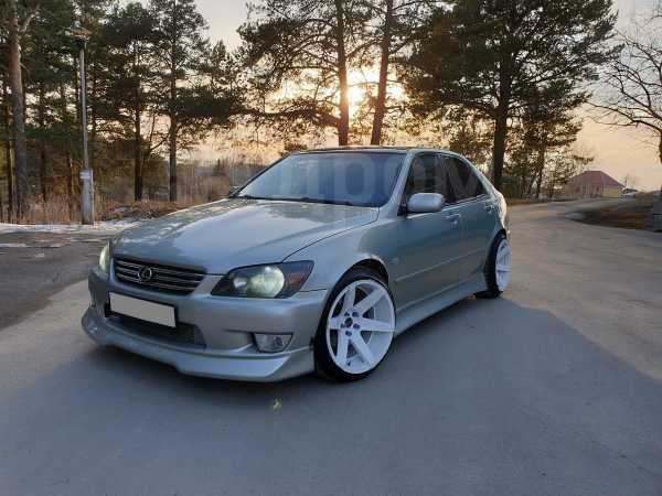 Lexus IS200, 2000 год, 680 000 руб.