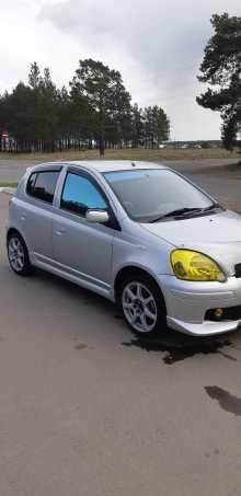 Иркутск Vitz 2003