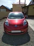 Nissan Leaf, 2012 год, 545 000 руб.