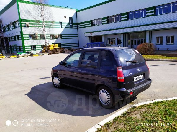 Hyundai Matrix, 2005 год, 225 000 руб.