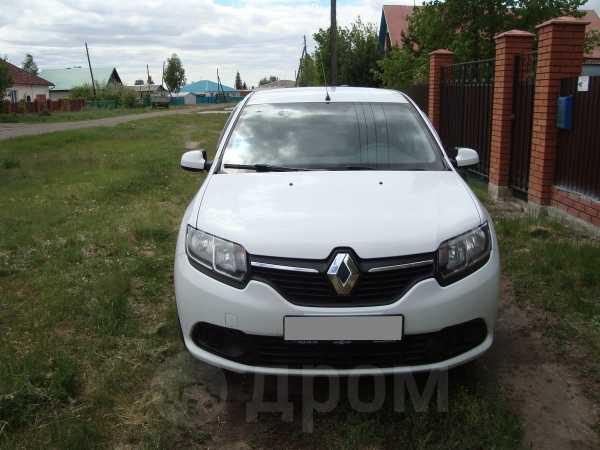 Renault Logan, 2016 год, 365 000 руб.