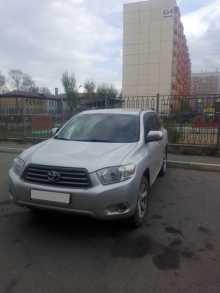 Красноярск Highlander 2010