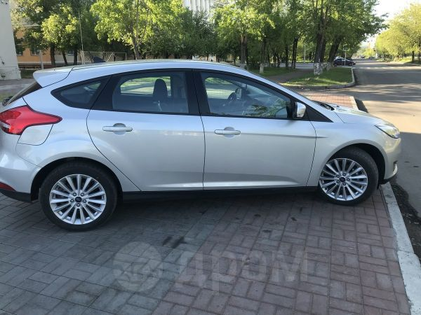 Ford Focus, 2017 год, 855 000 руб.