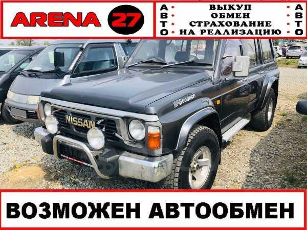 Nissan Safari, 1993 год, 338 000 руб.
